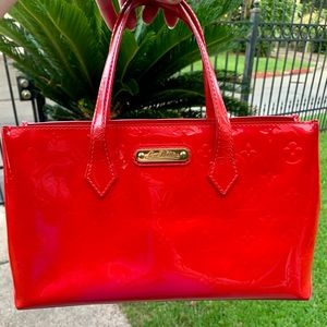 Louis Vuitton Vernise Whilshire PM